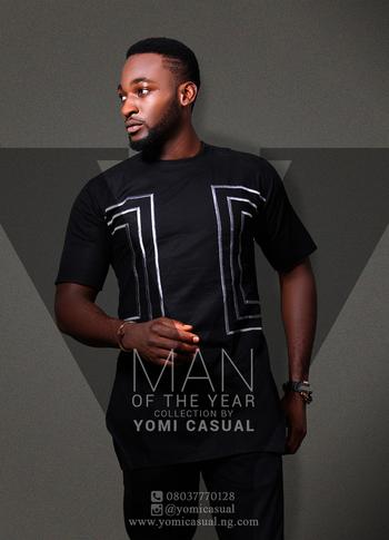"Uti Nwachukwu, Ebube Nwagbo, Kenneth Okolie, Adunni Ade & More star in Yomi Casual's New Collection Lookbook – ""Man of The Year"""