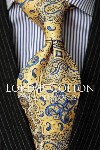 Lord R Colton Masterworks Tie - Sun