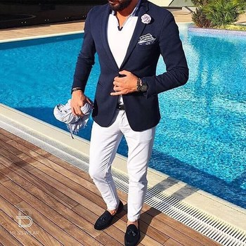 "BEAUTIFUL MENSWEAR on Instagram: ""Dapper Style by the pool  (By @Tufanir)"""