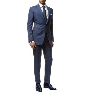 TOM FORD O'Connor Windowpane Suit