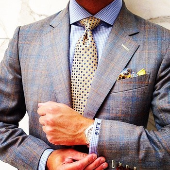 "Exquisite Men's Garments on Instagram: ""@KingBrosClothiers. Yes please. #custom #customlife #ThatYellowDoe"""