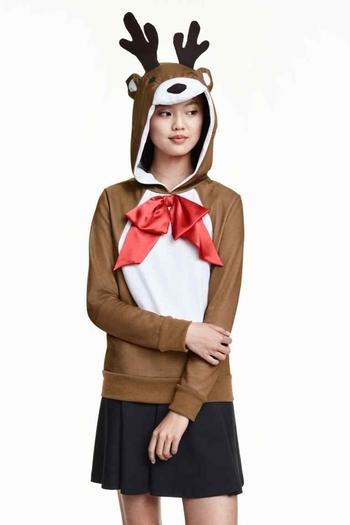 XMAS Sweaters na H&M