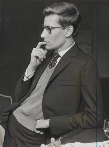 lostsplendor: Yves St. Laurent, November 11th, 1959