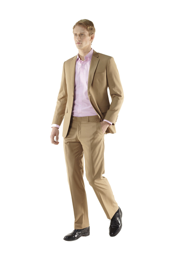 Italian Cut Slim Fit Mens Summer Suit by Ravis Custom Tailors