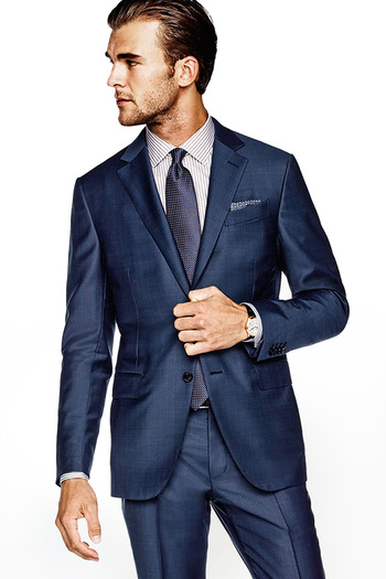 Custom made suits for men Summer Spring 2016