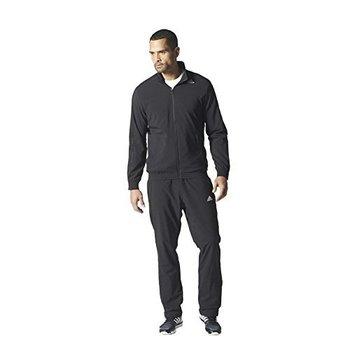 Adidas Men's Performance Essentials Training Track Suit-Black