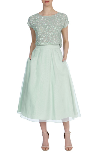 14 Gorgeous Mint Green Bridesmaid Dresses | weddingsonline