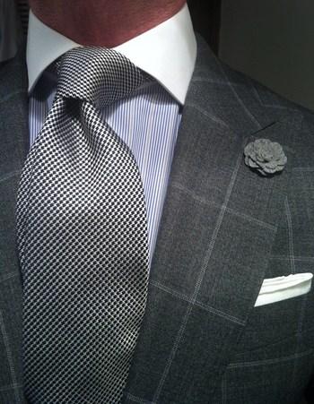 Men's fashion classic sophistication