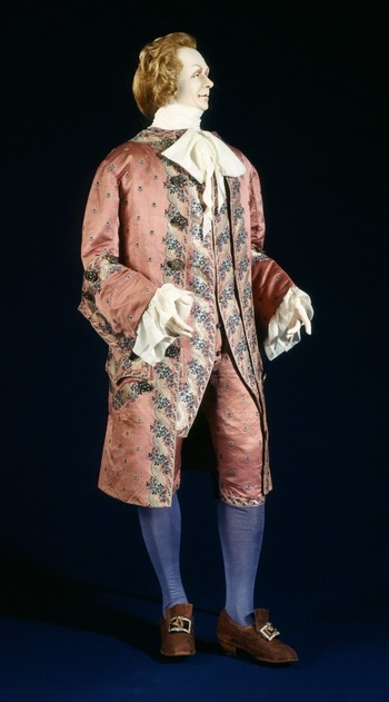Man's Suit | LACMA Collections