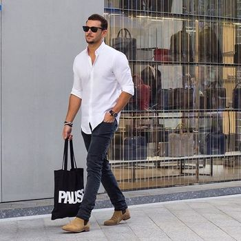 4 Must Have Casual Shirts For The Summer
