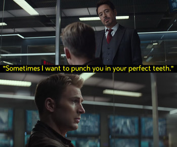 """The First Trailer For """"Captain America: Civil War"""" Is Finally Here To..."""