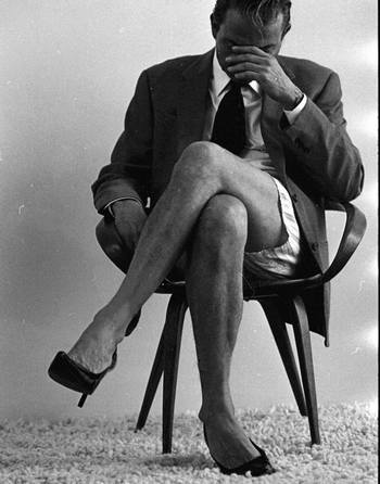 "Saatchi Art Artist: curran clark; Black & White  Photography ""Heels"""