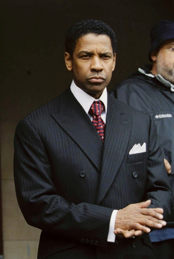 Stylish Denzel, he is by far my