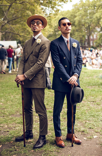 40 Mantastic Classic Gents Looks