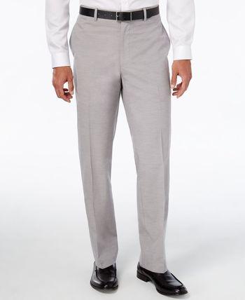 INC International Concepts Men's Alex Classic-Fit Suit Pants, Only at Macy's - Pants - Men - Macy's