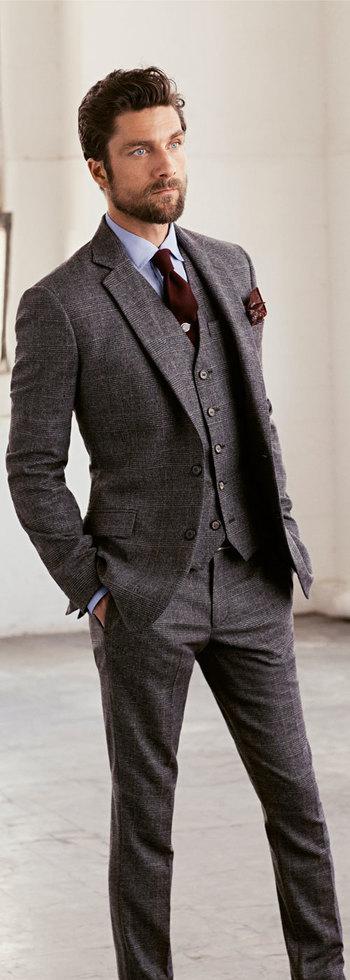 Men's Suits and Ties