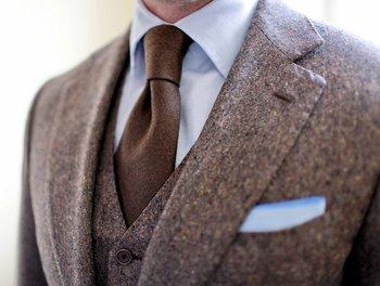 Bottega Veneta Royal Oxford Tie