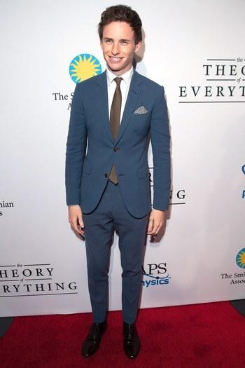 25 Times Eddie Redmayne Inspired Us To Wear a Suit